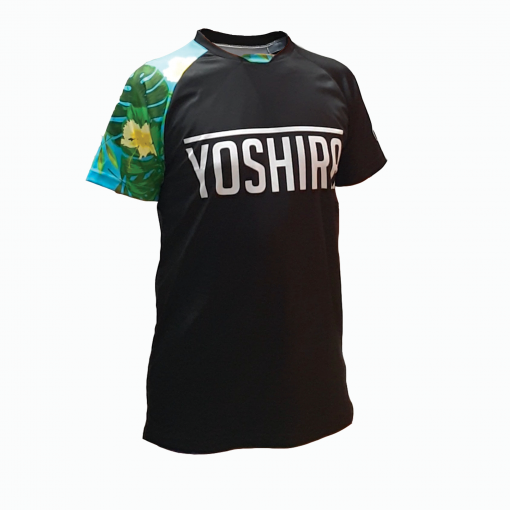 Yoshira Hawaiian Short Sleeve Enduro MTB Jersey